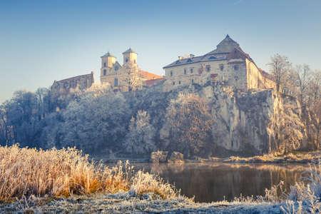 benedictine: Benedictine abbey in Tyniec, Cracow, Poland Editorial