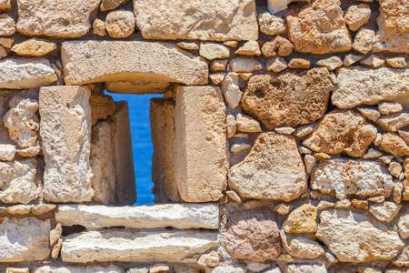 fortezza: Fortezza in Rethymno on Crete, Greece
