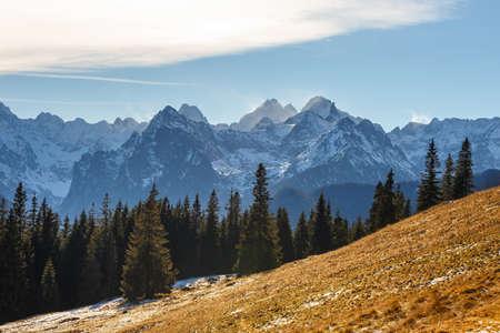 tatras tatry: mountain landscape, Tatry, Poland
