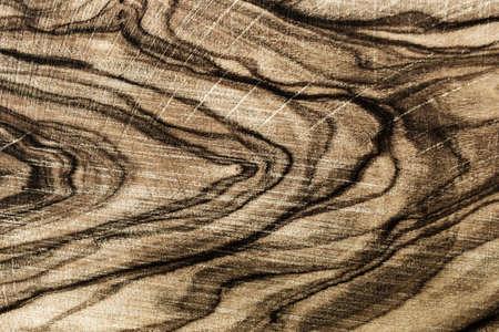 walnut burl: Close up of olive wood