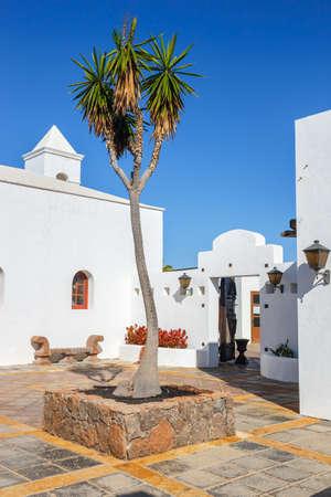 playa: Marina Rubicon in Playa Blanca, Lanzarote, Canary Island, Spain
