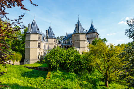 カリシュ, ポーランドの近くの Goluchow にあるルネサンス様式の城
