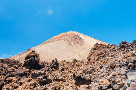 El Teide Volcano in Tenerife, Canary Islands, Spain