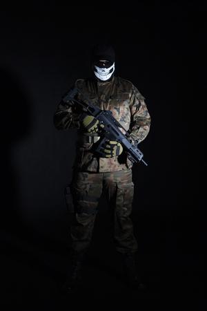 antiterrorist: Antiterrorist - studio shot
