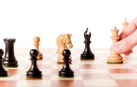business decisions: Strategic Decisions in business like playing chess game