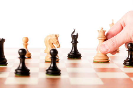 business like: Strategic Decisions in business like playing chess game