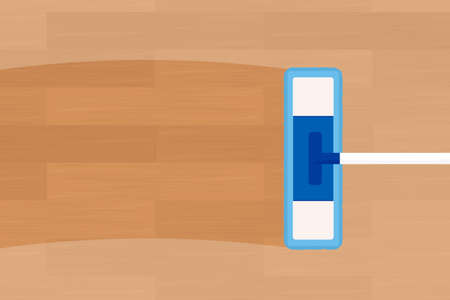 cleanness: floor cleaning vector