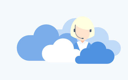 computer operator: Cloud Based Call Center