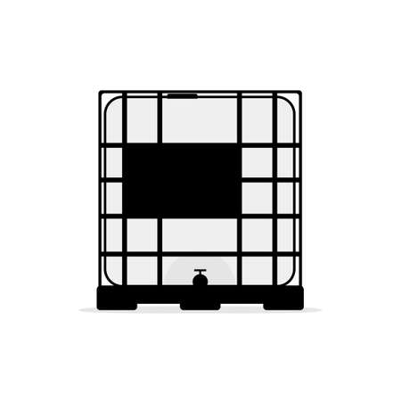 ibc container icon 向量圖像