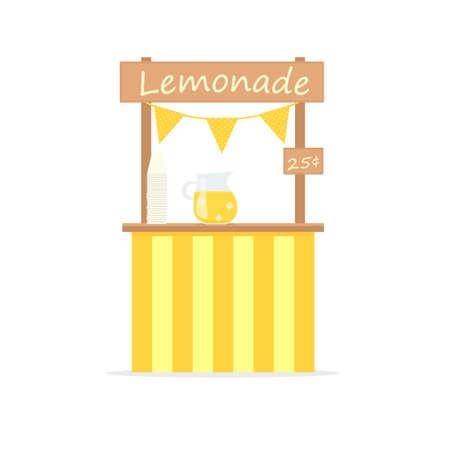 Stand di limonata