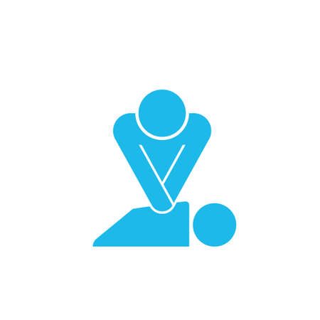 CPR traning icon