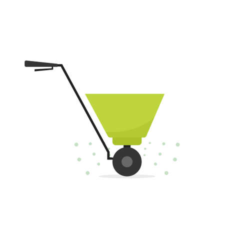 Fertilizer Spreader Icon