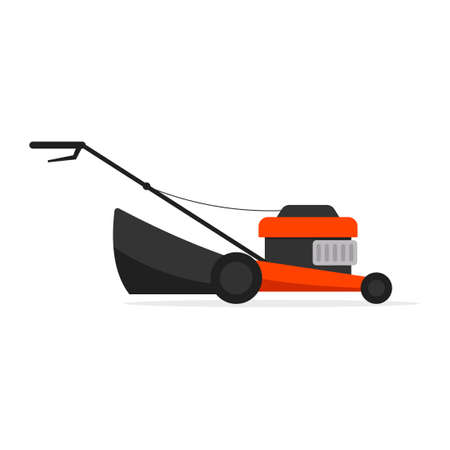 Rasenmäher-Maschinensymbol