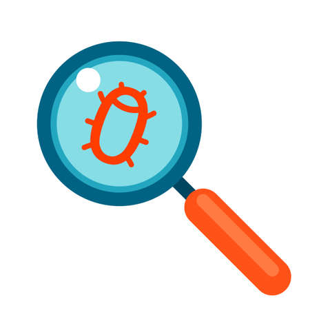 Bug tracking icon
