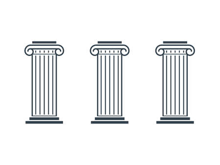 Three pillar diagram