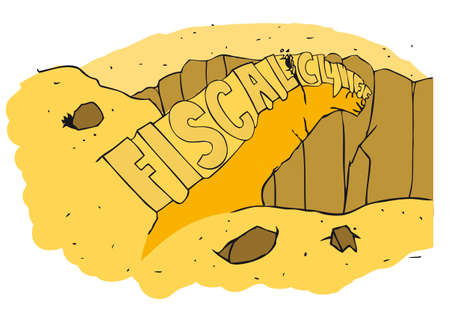 fiscal cliff: Cliff
