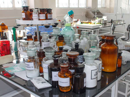 pharmaceutics: medicine, pharmaceutics, pharmaceutical production of drugs, Russia Editorial