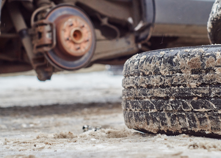 Seasonal Replacement of Wheels at Tyre Service