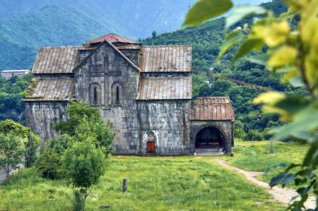Ancient armenian monastery Akhtala