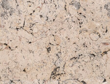 Seamless texture of an ancient marble floor of Jerusalem church, Israel Фото со стока
