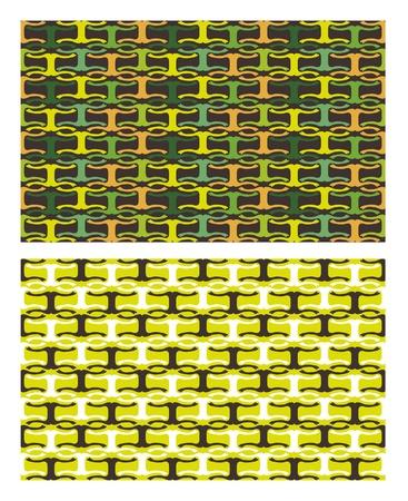 yellowish: Abstract patterns