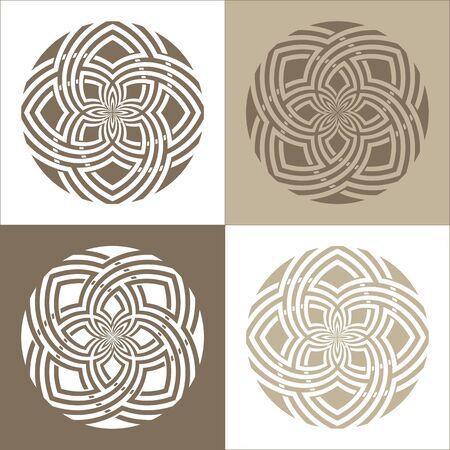 Celtic design illustrations