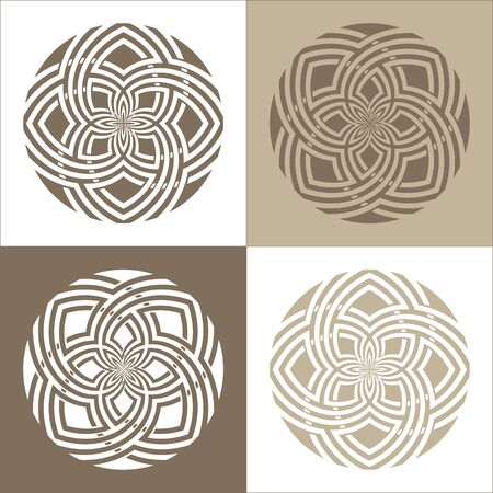 Celtic design illustrations