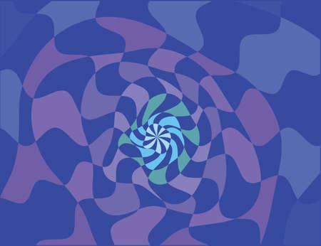 arte optico: Fondo abstracto. Arte óptico. Ilustración del vector.