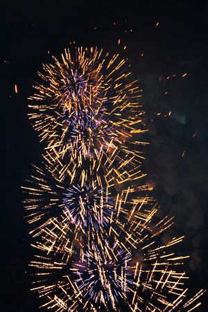 pyro: Fireworks at New Year