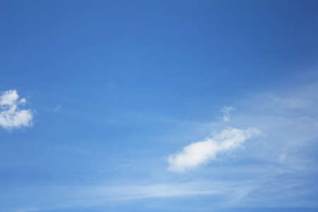 The blue sky with white clouds Stock Photo - 8286920