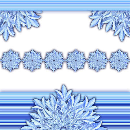 background in blue tones with vaus elements Stock Photo - 11602433