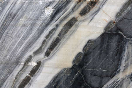 Marble texture with a natural pattern close up