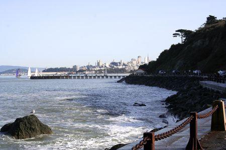 San Francisco, beach