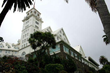 Claremont hotel, Berkeley, usa