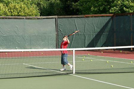 Tennis time.