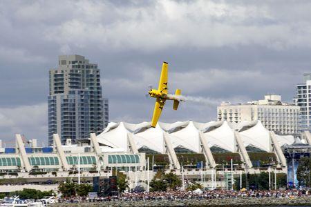 Airrace in San Diego