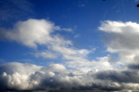 Photo of sky clouds background Stock Photo