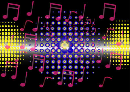 musical notation: music note  background music symbol