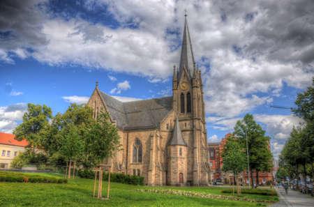 christus: Christus Kirche (Church), Fulda, Hessen, Germany