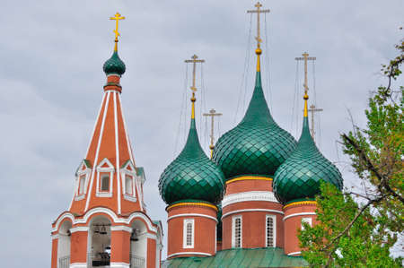 Church of Archangel Michael, Yaroslavl, Russia photo