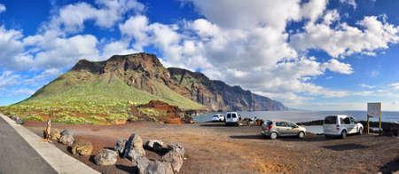 canarian: Panorama, Tenerife, Canarian Islands