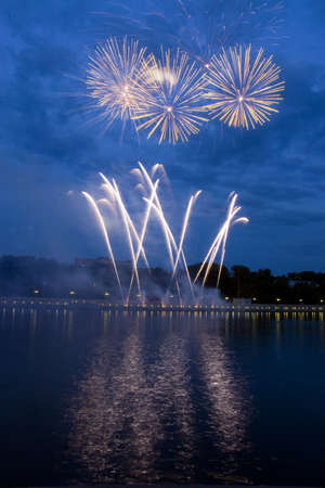 Fireworks #4 photo