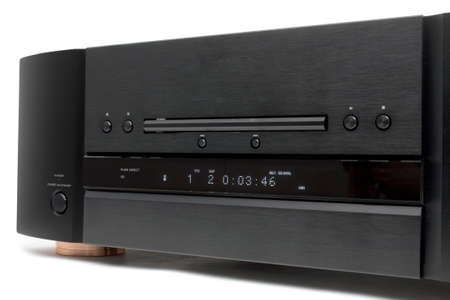 a photo of sper audio cd blu-ray disc player photo