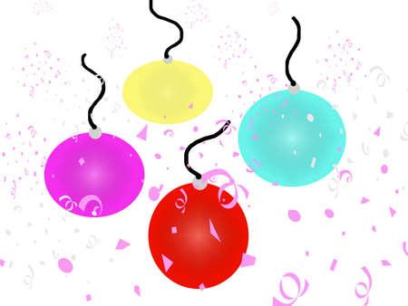 bloat: balloons Stock Photo