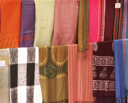 Colorful and Exotic Cloth Fabrics