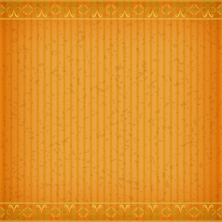 congratulate: Butterfly gold card board texture for note or congratulate.