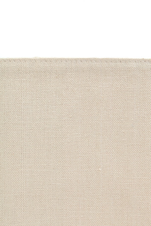 brown flax: woven canvas with natural patterns