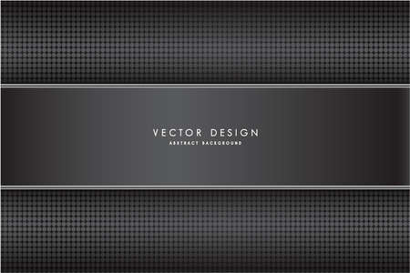 Metallic background.Gray and silver with carbon fiber texture. Metal technology concept.