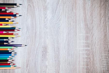 Coloring pencils, love