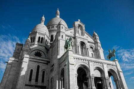coeur: Montmartre Sacre Coeur Paris